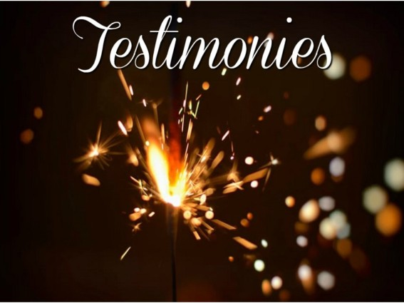 Testimonies2