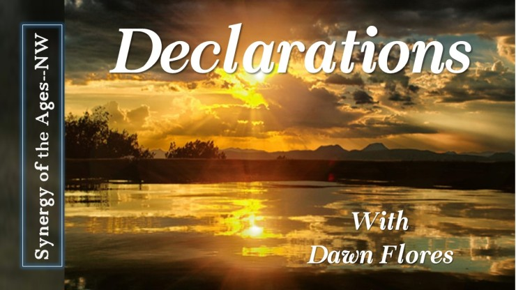 Apr  1st, 2019 Declarations: Everything In Me Waits For the
