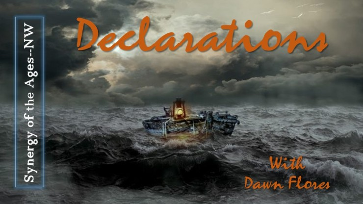 Feb  7th, 2019 Declarations: Trust & Rely on God Alone